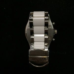 Swatch Accessories - Men Swatch Irony- Silver